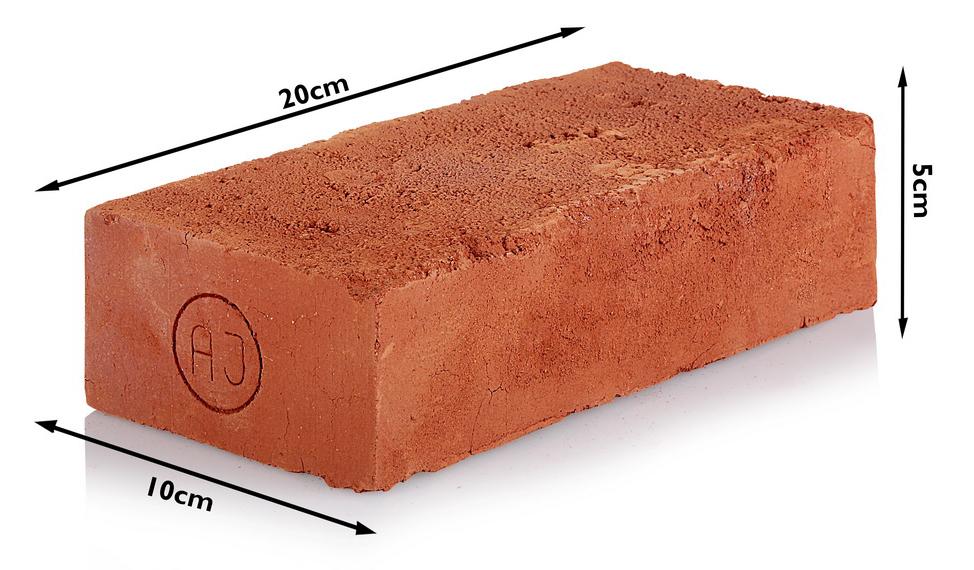 Ukuran Batu Bata Merah Standar SNI dari Produsen Bata Garut