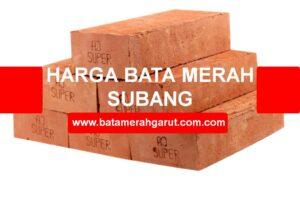 Harga Bata Merah Subang: Bata Expose & Bata Press