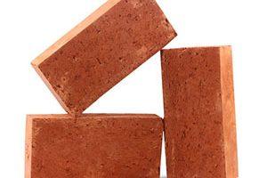 Manfaat, Kegunaan & Fungsi Batu Bata Merah untuk Dinding