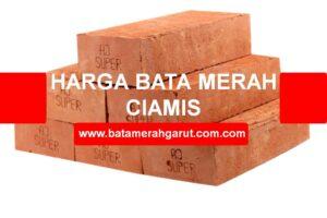 Harga Bata Merah Ciamis: Bata Press & Expose