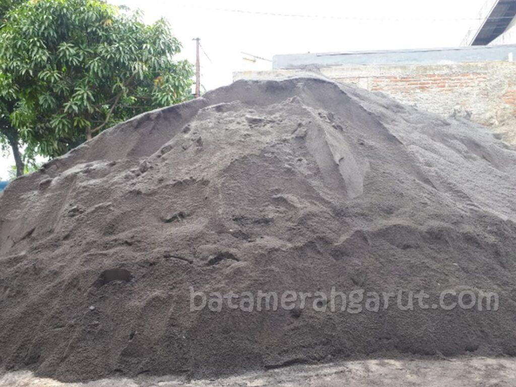 Pasir sebagai Bahan Dasar Pembuatan Batu Bata Merah
