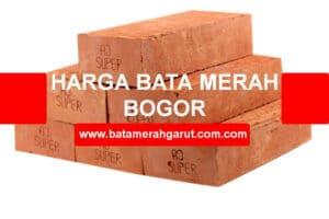 Harga Batu Bata Merah Bogor: Press & Expose