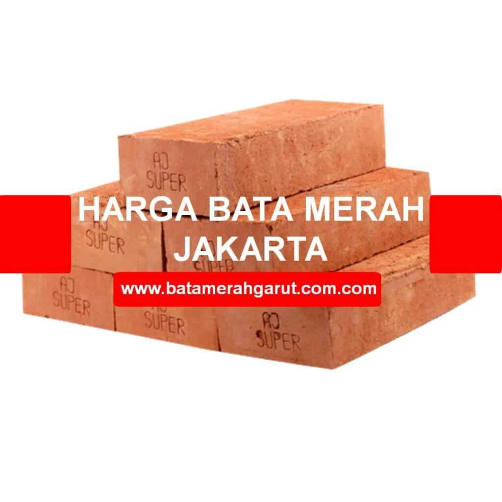 harga bata merah Jakarta jenis bata press dan bata expose