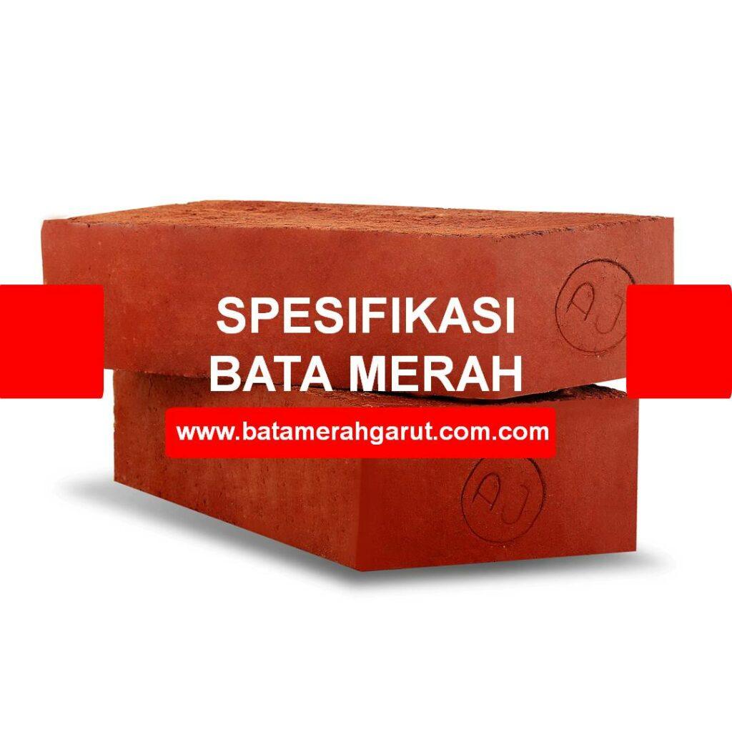 spesifikasi bata merah AJ Super